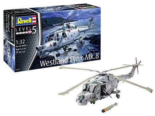Revell 04981 14 Modellbausatz Westland Lynx Mk. 8