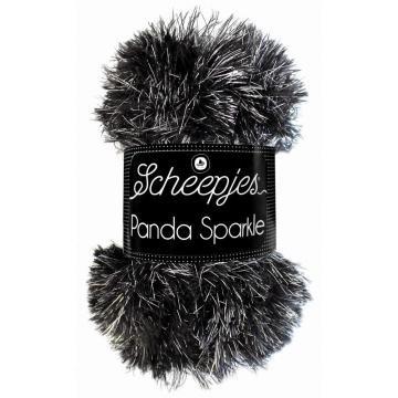 Scheepjes Panda Sparkle (353) Black Diamond