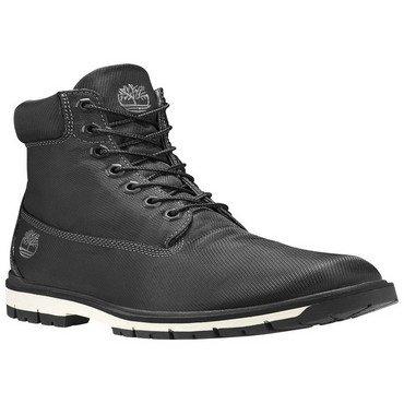 Timberland Radford Canvas Boot Black 45 EU (11 US / 10.5 UK) (Canvas-boot)