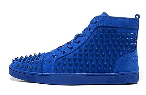 saman-sneakers-unisex-louis-orlato-trainer-hightop-appartamenti-spikes-scarpe-casual-blu-fusain-sued