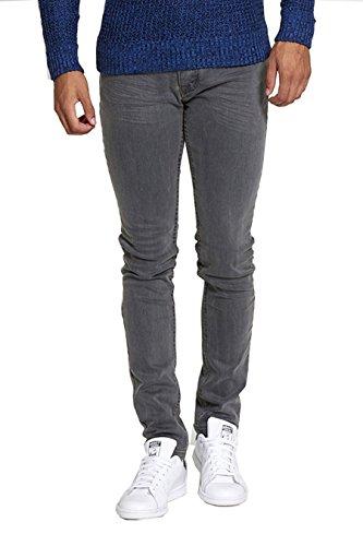 AARHON - Jeans - Jean - Homme Holland/Grey-L