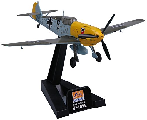 Easy Model 1:72 - Messerschmitt BF-109E-3 - 1/JG52 (EM37284)
