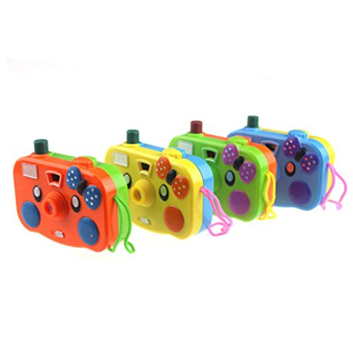 vivianu - Mini juguete para cámara, diseño de animales, juguete educativo para niños