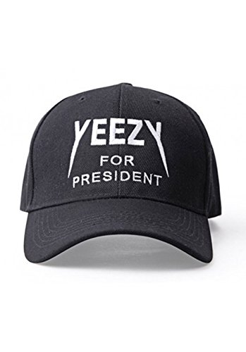 yeezus-tour-casquette-baseball-yeezy-for-president-noir-taille-ajustable