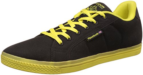 Reebok Classics Men's On Court Iv Lp Black and Green Sneakers -...