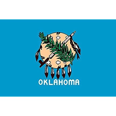 magFlags Bandera Large Oklahoma 1941-1988 90x150cm
