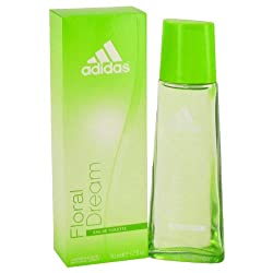 Adidas Floral Dream by Adidas Eau De Toilette Spray 1. 7 oz for Women - 100% Authentic