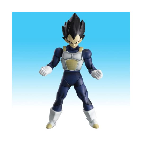 Dragon Ball Z Hybrid Action Vegeta Figure (japan import) 2