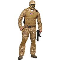 Costume for men and Teens Camouflage Army Military Navy Seal Special Unit 39ff4c74d193