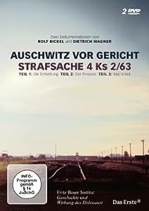 Auschwitz vor Gericht/Strafsache 4 Ks 2/63 [2 DVDs]