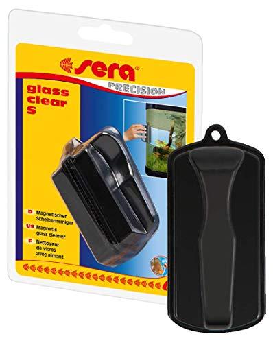 sera 8847 glass clear S mit diesem Magneten lassen sich Glasscheiben eines Aquariums unkompliziert reinigen