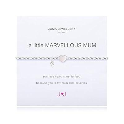 A Little Marvellous Mum Bracelet With Pearl