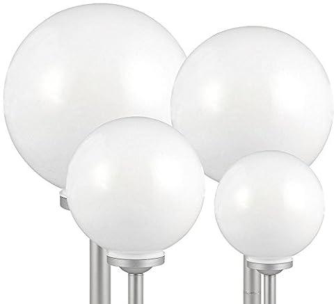 4 x lampe solaire éclairage luminaire décorative IP44 boule solaire
