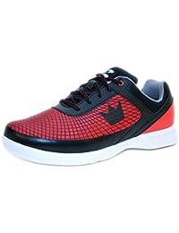 , Tamaño de la zapata:43, Farbe (Schuhe):Nero/Rojo