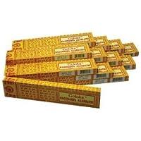 Räucherstäbchen Goloka Nag Champa, 12 Pack. á 16 g preisvergleich bei billige-tabletten.eu