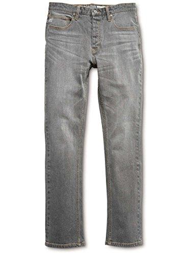 Etnies E2 Straight Jeans worn black / noir Taille worn black/noir