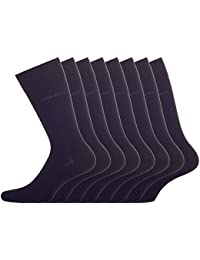BOSS Hugo Boss Herren Socken Twopack RS Uni 10112280 01, 8er Pack