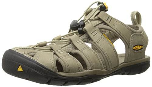 Keen Clearwater CNX Leather Women's Wandern Sandelholze - SS15 - 41