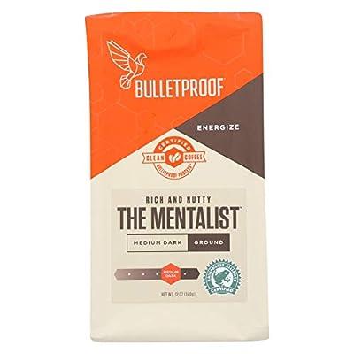 Bulletproof 'The Mentalist' Dark Roast Ground Coffee 340g