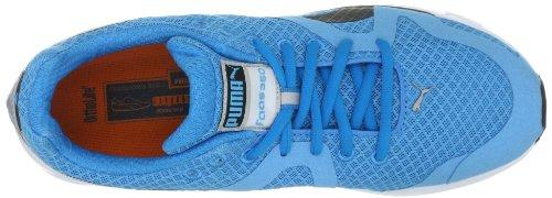 Puma  Faas 350 S, chaussures de sport - course à pied homme Bleu - Blau (vivid blue-black-white 4)
