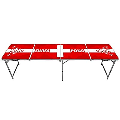 Original Cup Table de Beer Pong Swiss