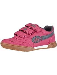 Lico Bernie V - Zapatillas para deportes de interior de material sintético para niña