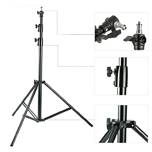 heavy-duty-studio-light-stand-300cm-10ft-air-cushioned-top-quality-3-meter-large