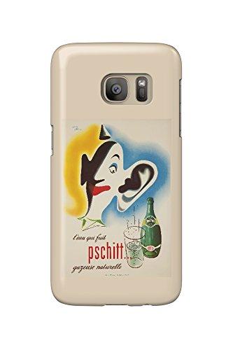 perrier-leau-qui-fait-pschitt-vintage-poster-artist-carlu-france-c-1949-galaxy-s7-cell-phone-case-sl