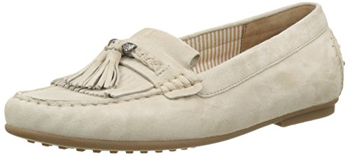 Gabor Shoes Fashion, Mocassini Donna Beige (sesamo 13)