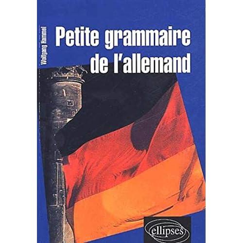 Petite grammaire de l'allemand