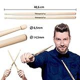 drumsticks - Vergleich von