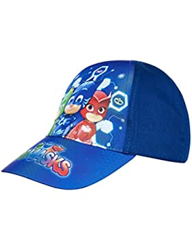 PJ Masks Chicos Gorra de béisbol - Azul