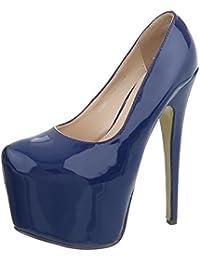 57271e9b78395 Suchergebnis auf Amazon.de für: glitzer high heels - Pumps / Damen ...
