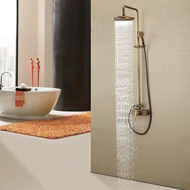 Preisvergleich Produktbild Duscharmaturen - Antike Antikes Messing Duschsystem Keramisches Ventil