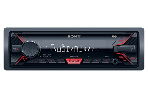 sony dsx-a100u car stereo (black) Sony DSX-A100U Car Stereo (Black) 41b1ecCSfNL