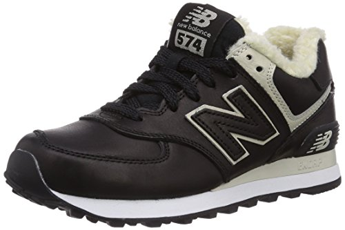 New Balance Ml574 D Tênis Unisex Adulto Branco (bl Preto)