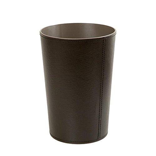 Cestino Soggiorno bagagli Barrel Cucina Bagno Cestino Cestino Ufficio circolare secchio detriti Garbage carrello