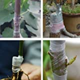 Floriculture Greens Grafting Tools Grafting Tape for Plants Grafting100m x 3 inch Grafting Stretchable Moisture Barrier…