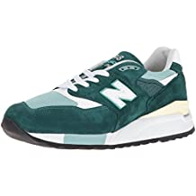 New Balance M998, CSAM green/white
