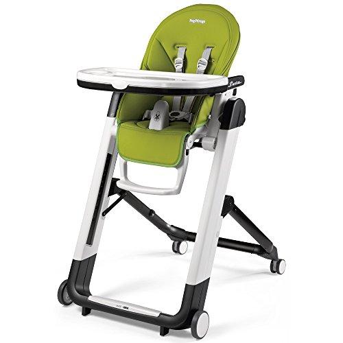 Peg Pérego Siesta - Design-Hochstuhl mit Baby-Liegefunktion