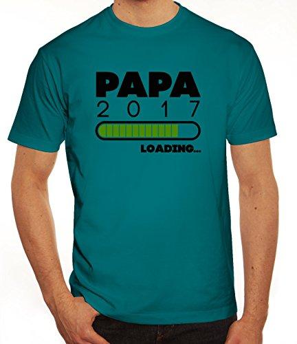Geschenkidee Herren T-Shirt mit Papa 2017 Loading... Motiv von ShirtStreet Diva