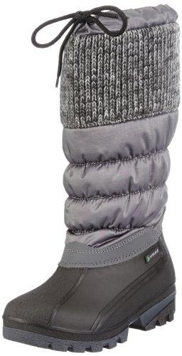 Spirale - Irina, Stivali da neve Donna Grigio (Grau (grau 54))