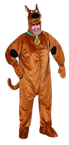 Original Lizenz Deluxe Scooby-Doo Kostüm SCOOBY DOO Mystery Machine Geisterjäger Mystery Mysteri Hund Gr. XXL
