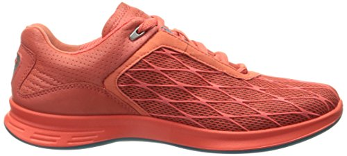 Orange B Exceed Sneaker Damen Breeze capri Blush Ecco coral 50390coral 7ZRnwtU