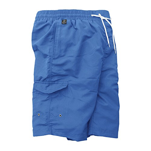 Brandit Herren Badeshorts Swimshorts Royal Blau