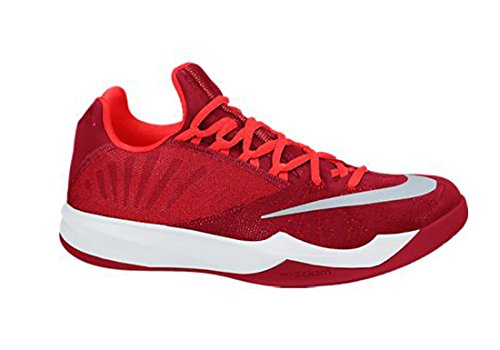 Zoom Run The One Tb Basketball Shoe 65346 606 Red/Bright Crimson/White/Mtlc Silver