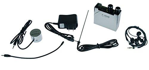 Abhörgerät F-999B, Wanddetektor, Nadelmikrofon, Stethoskop, durch Wände hören, Geräuschverstärker von Kobert-Goods (Spy-wand)