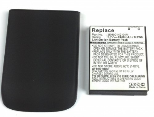 HTC Akku für PDA myTouch 4g-doubleshot Lion 2400mAh mit B.C. Black Lion Pda