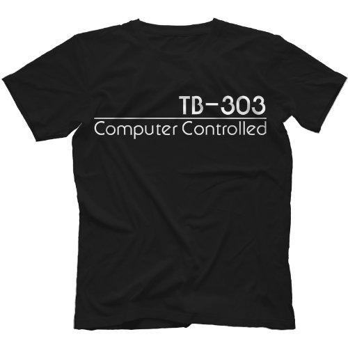 tb-303-synthesiser-t-shirt-100-cotton-acid-black-medium