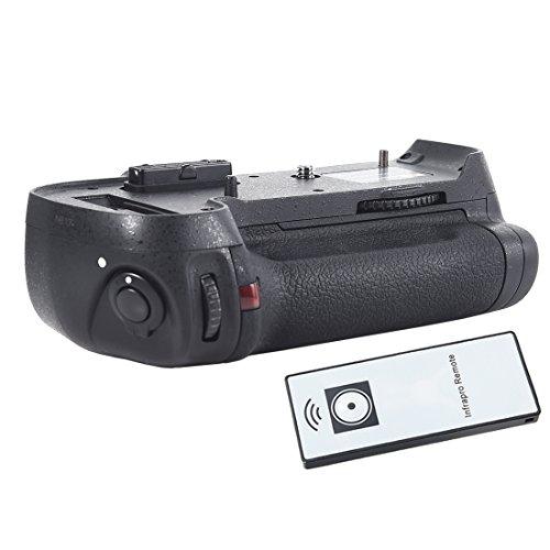 DSTE® Infrarot Fernbedienung Batterie Griff für Nikon D810 D800E D800 DSLR Digital Kamera als MB-D12 -